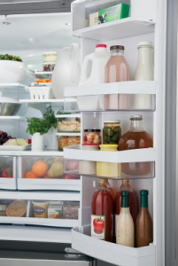 How To Keep Your Refrigerator Organized And Clean - Beachside Apartments
