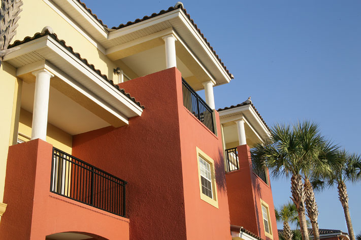 beautiful, luxury beach front apartment homes in Florida at Beachside Apartments.